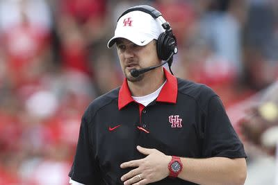 Houston athletic director: 'I expect Tom Herman to be our coach' in 2016