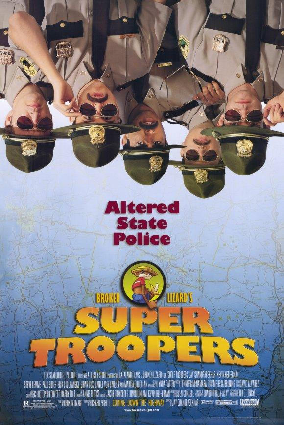 'Super Troopers 2' joining cohort of fan-funded films