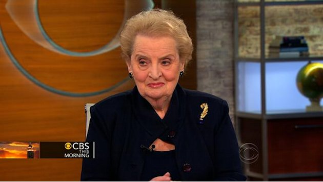 Madeleine Albright: Iran sanctions&nbsp;&hellip;