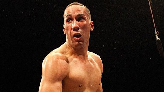 BOXING James DeGale