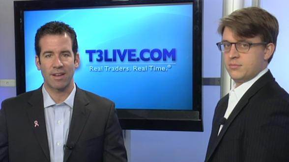 Scott Redler, the Chief  Strategist for T3Live.com, and John Darsie of T3Live.com talk about the stock market's low volatility, Apple's deal in China, and how the agriculture sector has strengthened.       We are hosting a 5-day Trading Lab on our lower Manhattan trading floor during the week of January 21st.  The Lab is an intensive trading education boot camp, and in addition you  get exposed to a dynamic, live trading environment. In my opinion, this  is one of the most valuable trading education experiences we offer.  There are still a few spots left for qualified individuals, so if you  are interested fill out an application.     As a New Year's special we are also offering a $500 credit towards any one of our T3Live Online Courses.