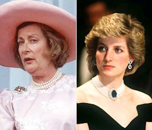 "Princess Diana Was ""Really Spiteful,"" Snipes Royal Cousin Lady Pamela Hicks"