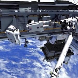 NASA preps for spacewalks to fix failed valve on ISS