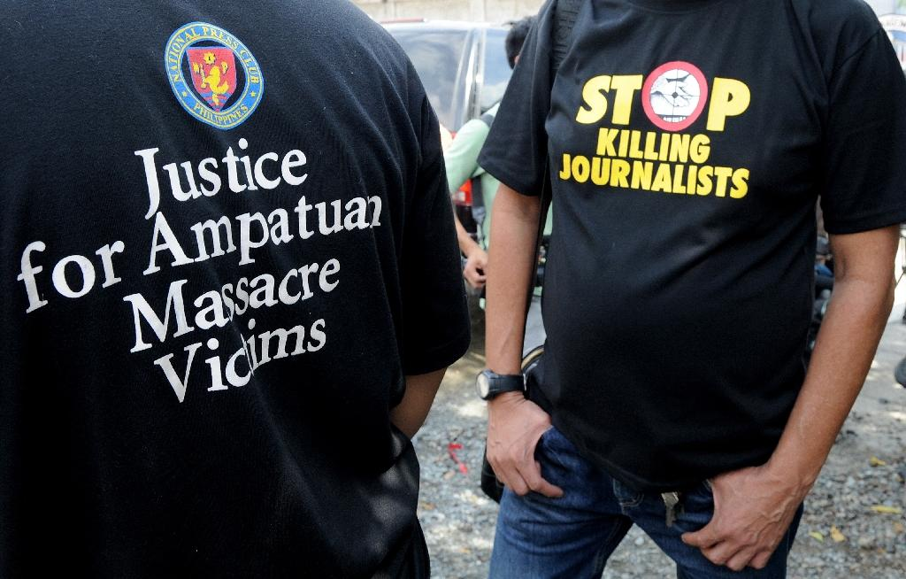 Philippine massacre trial hearings to finish by year-end: top judge