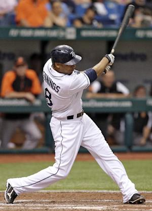 Jennings, Cobb key Rays to 5-1 win over Orioles