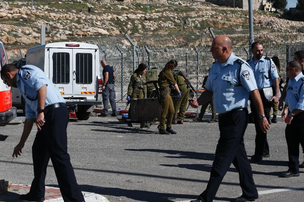 Three Palestinian attackers killed in new West Bank violence