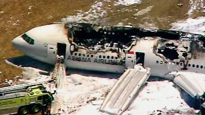 Asiana attendant describes dramatic evacuation