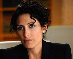 Scandal Exclusive: House's Lisa Edelstein Has Important Business With Olivia