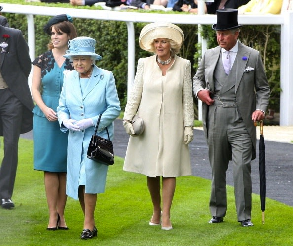 Members of the British Royal Family attend Ascot&amp;#39;s opening day this year. Photo by Getty Images.