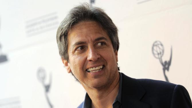 """FILE - This June 4, 2012 file photo shows actor Ray Romano arrives for the Classic Television/Today's Stars: Live Stage Reading Of """"Marty"""" in Los Angeles. Romano, who starred in the TV series """"Everybody Loves Raymond"""" and """"Men of a Certain Age,"""" says he feels more comfortable onstage. (Photo by Chris Pizzello/Invision/AP, file)"""