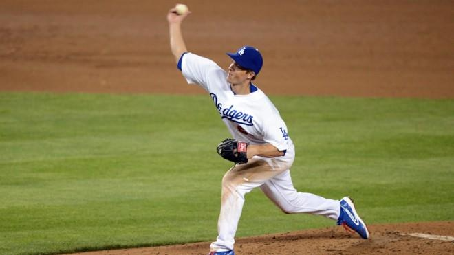 The Los Angeles Dodgers spent $147 million on Zack Greinke. Now he's out with a fractured collarbone.