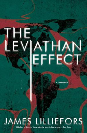 """This book cover image released by Soho shows """"The Leviathan Effect,"""" by James Lilliefors. (AP Photo/Soho)"""