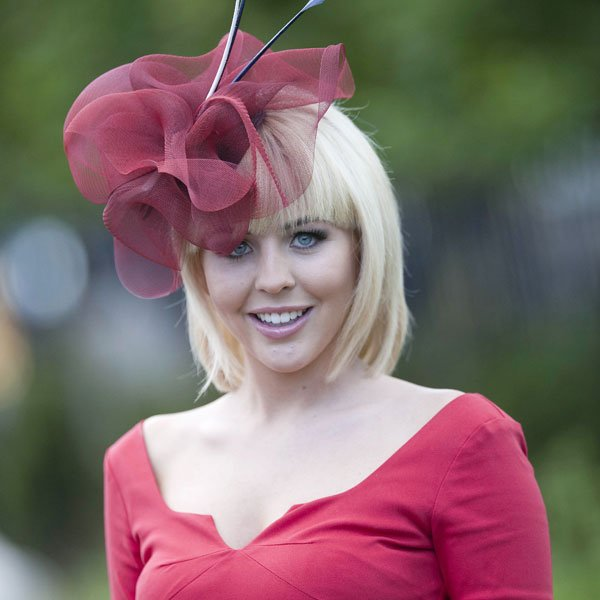 Lydia Bright at Royal Ascot Ladies Day