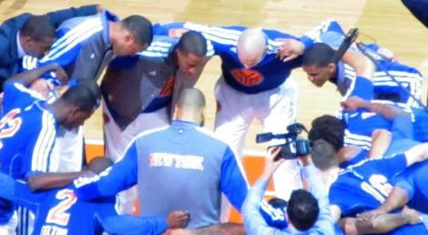 2012-13 New York Knicks Continue to Rack Up Milestones and Accolades