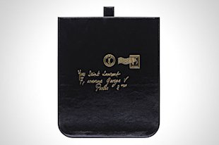 Yves Saint Laurent Y-Mail iPad Sleeve