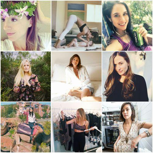 best year ever 2015: LA's Most Stylish Health Foodies to Follow Right Now