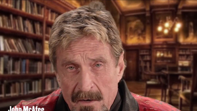 John McAfee wants to sell you a $100 gadget that blocks the NSA