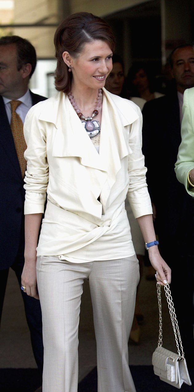 Fashionable First Lady