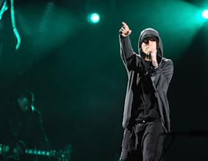 Eminem Tells Fans He's Glad He Stays Off Social Media