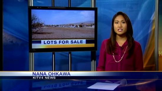 City and county of Honolulu selling prime lots on golf course