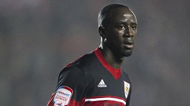 Albert Adomah has made a written transfer request at Ashton Gate