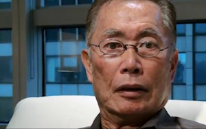 Here's a Video of George Takei Reading '50 Shades of Grey'