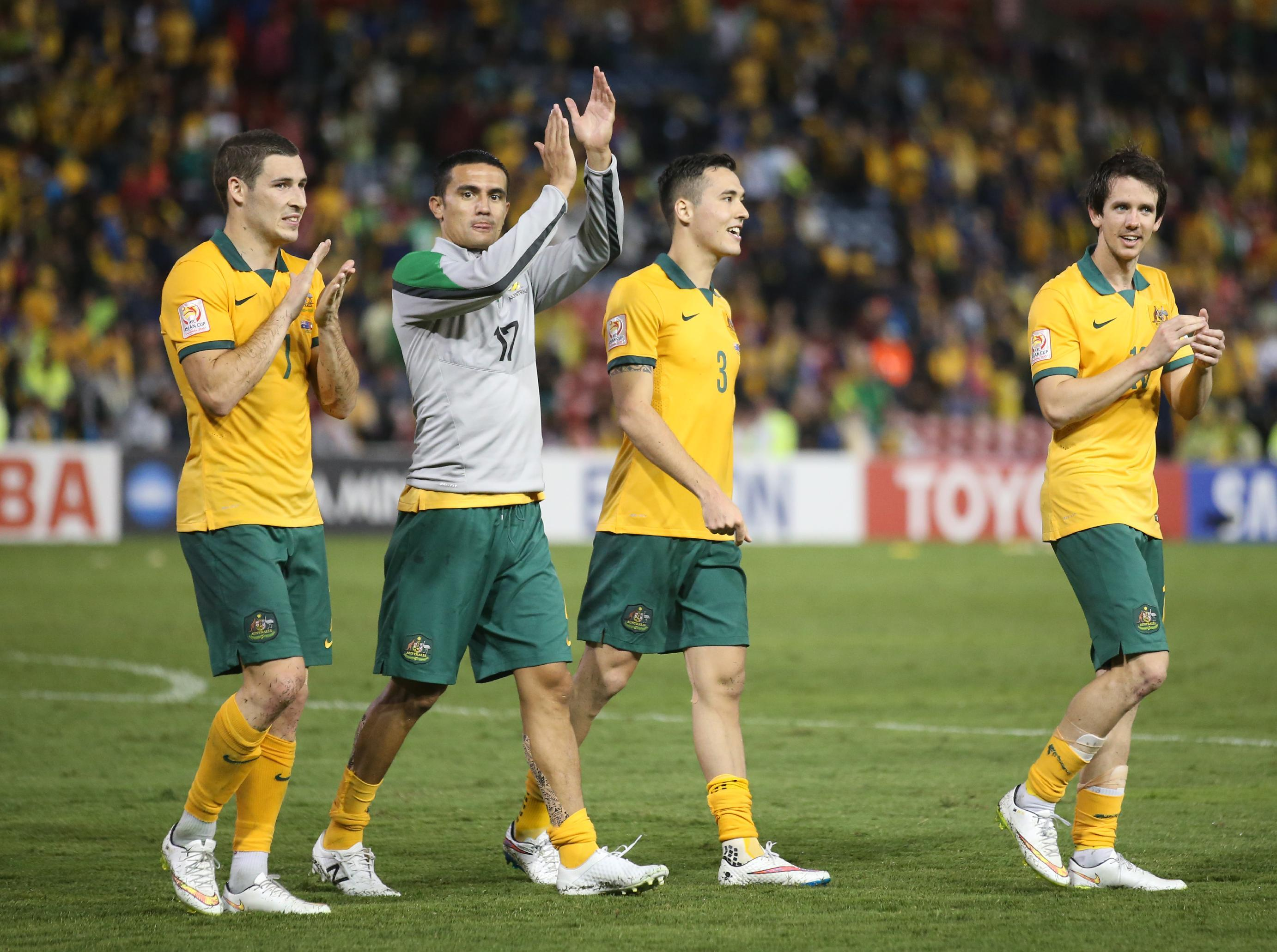 Australia's attack faces miserly South Korea for Asian Cup