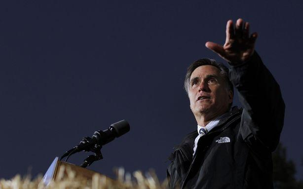 Romney Looks Like a Leader in Three Swing States