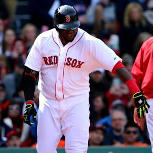 Red Sox DH David Ortiz suspended