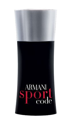 Armani Sport Code