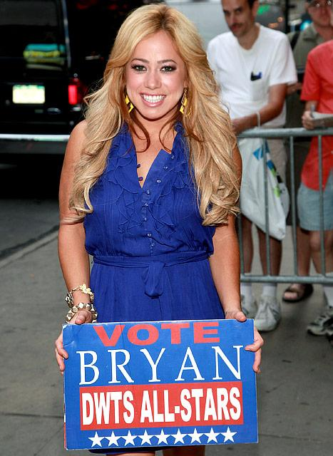 Sabrina Bryan Voted as 13th Contestant on Dancing With the Stars: All-Stars