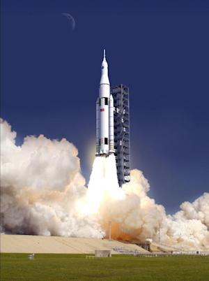 NASA's Giant Rocket for Deep-Space Travel Passes Key Review