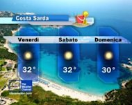 Meteo spiagge: qualche incertezza al Nord