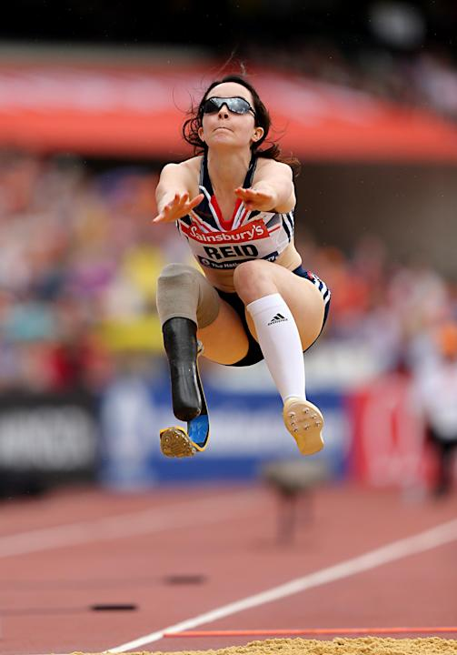 Athletics - Sainsburys International Para Challenge - Olympic Stadium