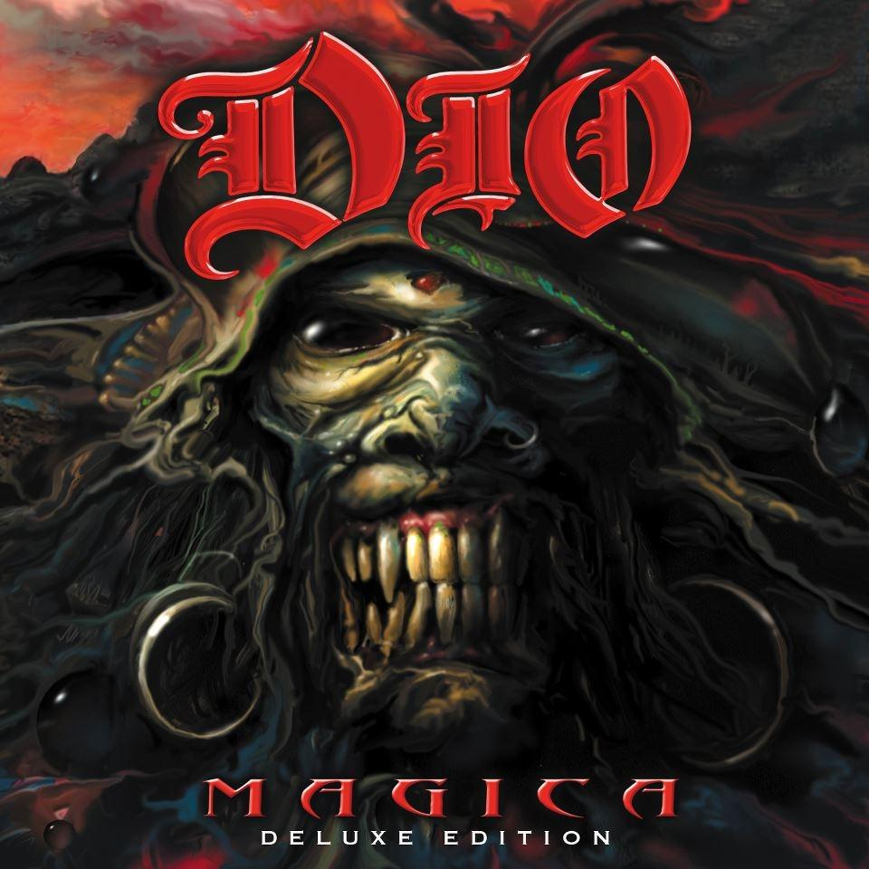 "This CD cover image released by Niji Entertainment shows ""Magica,"" by Dio. (AP Photo/Niji Entertainment)"