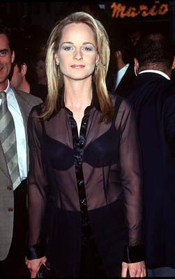 Helen Hunt at the Westwood premiere of Twister