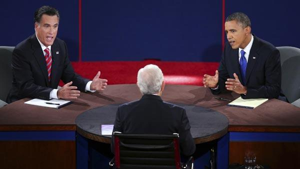 Presidential Debate: Obama, Romney challenge each other on foreign policy