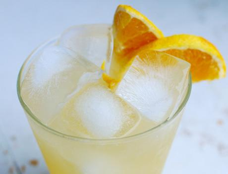 Mad Men | Orange Gin Fizz