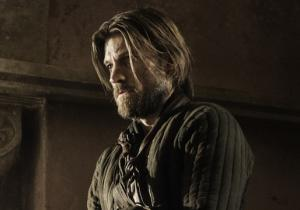 Eye on Emmy: Game of Thrones' Nikolaj Coster-Waldau on Brienne, That Bath and the Bear