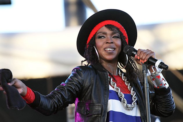 FILE - This April 15, 2011 file photo shows singer Lauryn Hill performing during the 12th Coachella Valley Music and Arts Festival in Indio, Calif. Federal prosecutors have charged five-time Grammy winner Lauryn Hill with willfully failing to file income tax returns with the IRS. Authorities say Hill earned more than $1.6 million during the three years that she failed to file returns. Prosecutors say her primary source of income is royalties from the recording and film industries. The 37-year-old South Orange, N.J., resident is scheduled to appear before a federal magistrate on June 29. (AP Photo/Spencer Weiner, file)