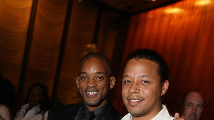 Terrence Howard 2006 Will Smith