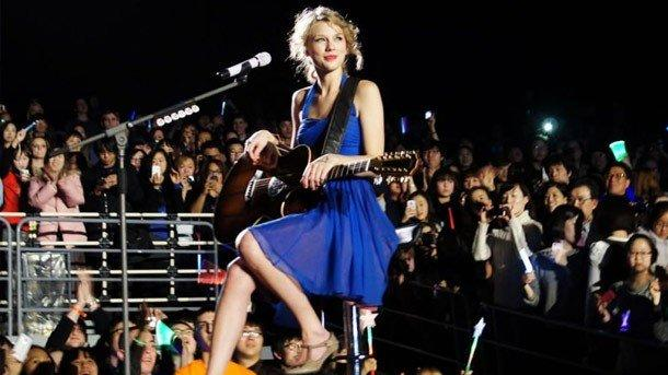 Taylor Swift Has High Hopes for the Future of Taylor Swift-Like Music