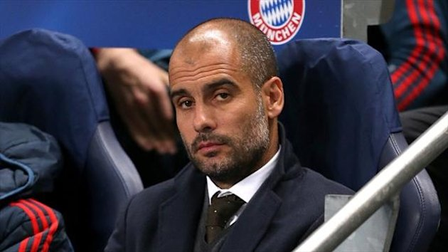 Pep Guardiola's Bayern missed a chance to win all six of their Champions League group games this season