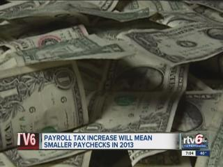 Payday looks different after expiration of Social Security payroll tax cut