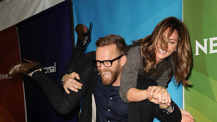 Bob Harper, Jillian Michaels