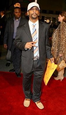 Katt Williams at the Los Angeles premiere of DreamWorks Pictures' Norbit