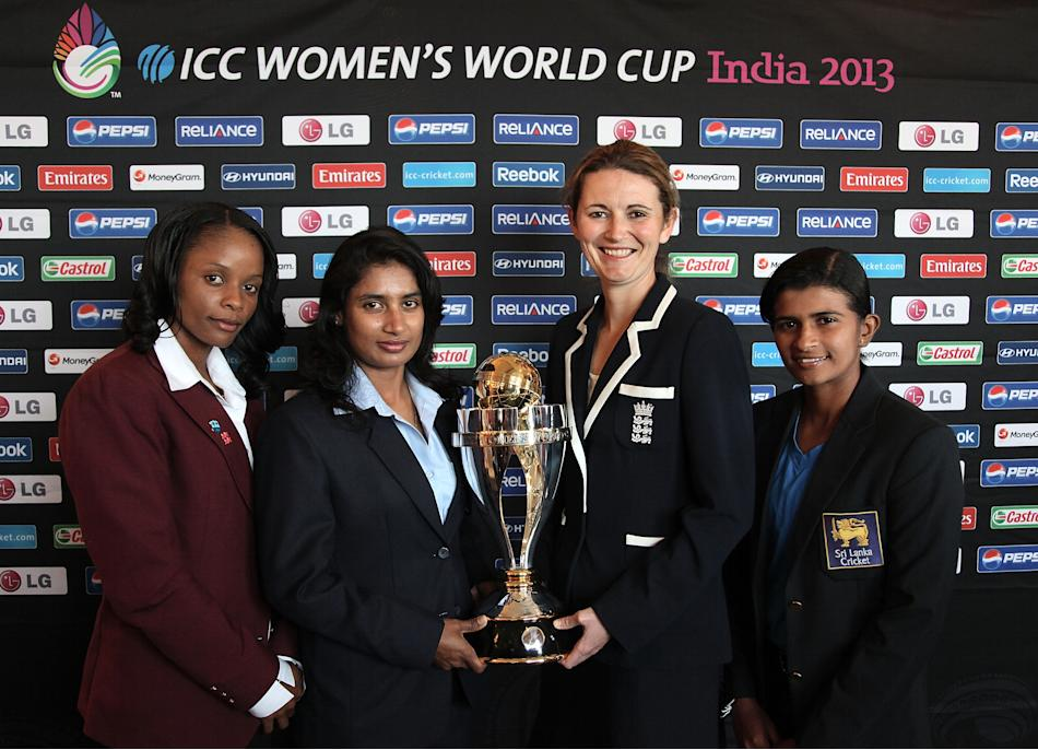 ICC Womens World Cup Group A Captains' Press Conference