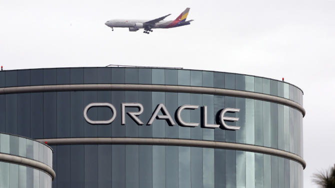 Oracle 2Q earnings rise 18 pct to top Street view