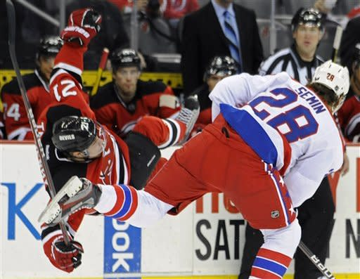 Kovalchuk, Elias lift Devils over Caps 4-3 in SO