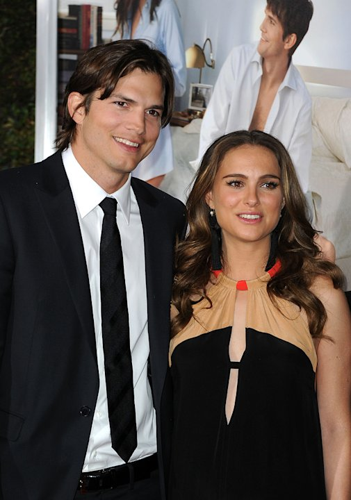 No Strings Attached LA Premiere 2011 Ashton Kutcher Natalie Portman